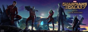 Guardians of the Galaxy Cover Photo