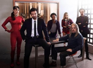 Cast for Playstation Network Show: Powers