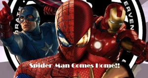 Spider-Man Comes Home1