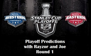 2015 Stanley Cup Playoff Predictions Round 1