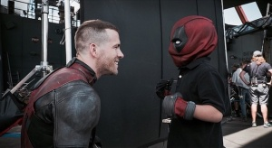 Deadpool Make-A-Wish