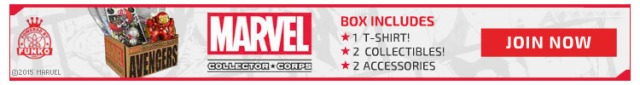 MarvelCollectorCorps
