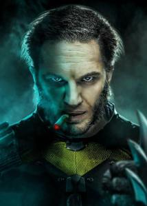 Tom Hardy Photo Shop Wolverine