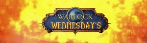 Warlock Wednesday Top Logo