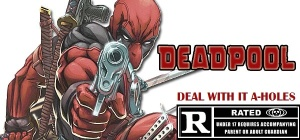 Deadpool Rated R